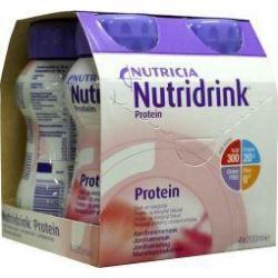 Protein aardbei 200 ml
