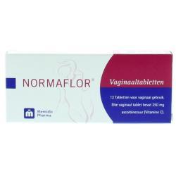 Vaginale tabletten