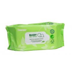 Vochtige baby doekjes eco