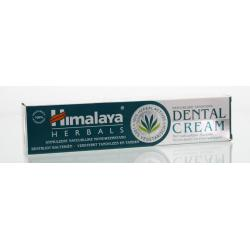 Herbal ayurveda dental cream