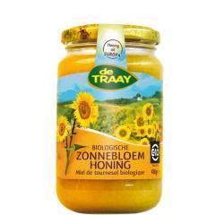 Zonnebloem honing creme eko