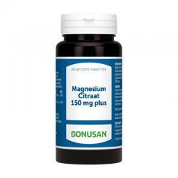 Magnesiumcitraat 150 mg plus