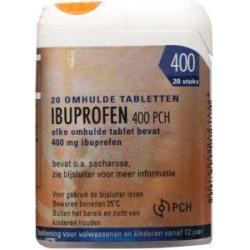 Ibuprofen 400 mg click