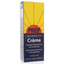 Skin creme tube