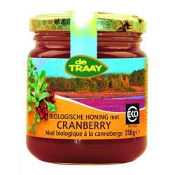 Cranberry honing bio