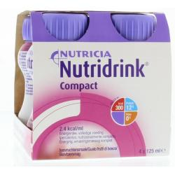 Compact bosvruchten 125 ml