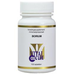 Boron 4 mg