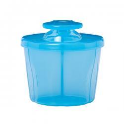 Melkpoeder dispenser blauw