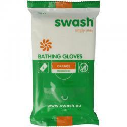 Swash washandje gold vochtig