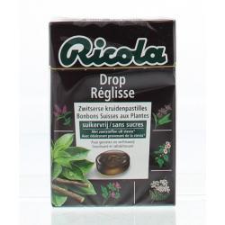 Dropmint doosje stevia