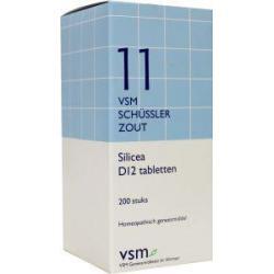 Silicea D12 Schussler 11