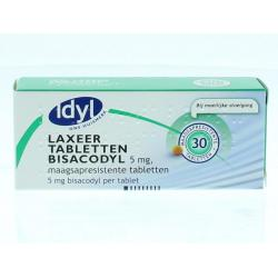 Bisacodyl laxeer 5 mg