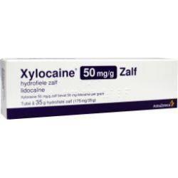 Xylocaine 5% zalf