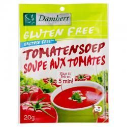 Tomatensoep instant glutenvrij