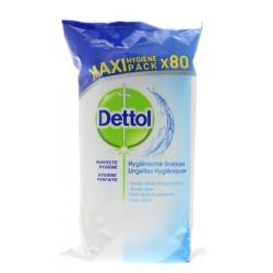 Hygienische schoonmaakdoekjes