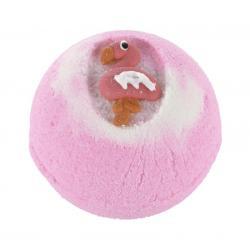 Bath ball flamingo paradise