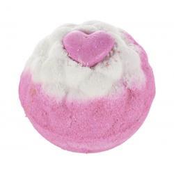 Bath ball cotton candy
