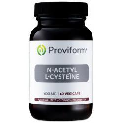 N-acetyl L-cysteine 600 mg