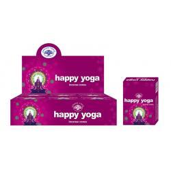 Kegelwierook happy yoga
