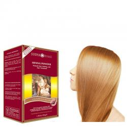 Henna haarverf poeder aardbei blond