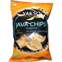 Java chips seaweed