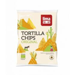 Tortilla chips original bio
