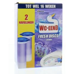 Fresh disk lavendel navul 36 ml