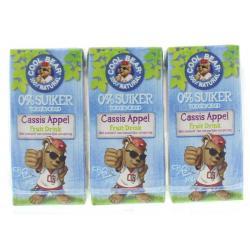 Fruitdrink cassis appel 200 ml