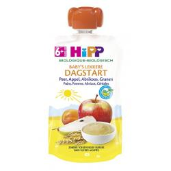 Pouch peer appel abrikoos granen