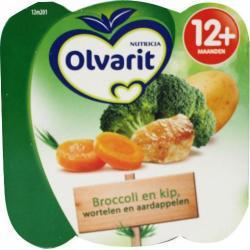 Broccoli kip wortel aardappel 12M201