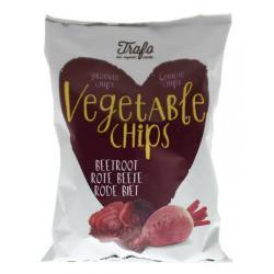 Groente chips rode biet