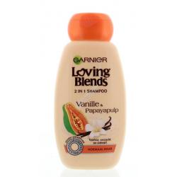 Loving blends shampoo vanilla & papaya