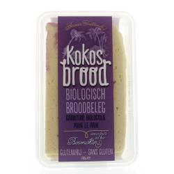 Kokosbrood bosvruchten bio