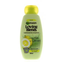 Loving blends shampoo citroen & zachte klei