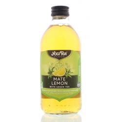 Cold tea mate lemon