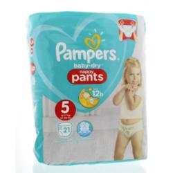 Baby dry junior S5 pants