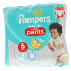 Baby dry pants XL S6