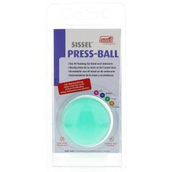 Press ball strong groen