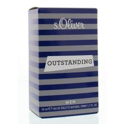 Man outstanding eau de toilette spray