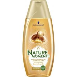 Nature Moments shampoo Moroccan argan & macadamia