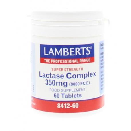 Lactase complex 350 mg
