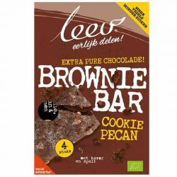 Cookiebar brownie, pecan & granen bio