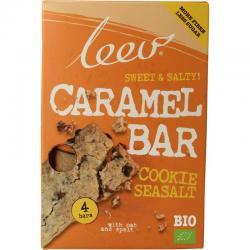 Cookiebar karamel & zeezout bio