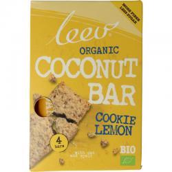 Cookiebar kokos-citroen bio