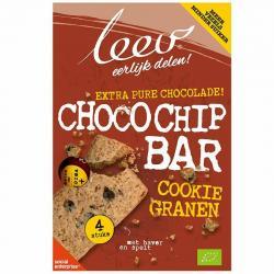 Cookiebar chocochip & granen bio