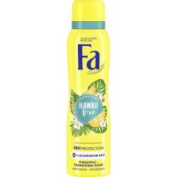 Deodorant spray Hawaii love