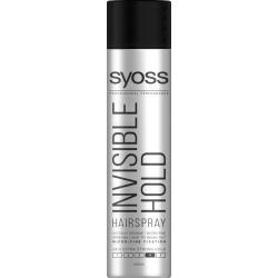 Styling invisible hold haarspray