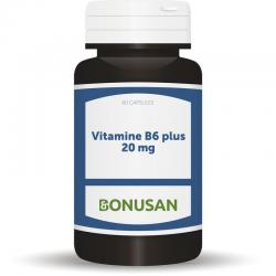 Vitamine B6 plus 20 mg