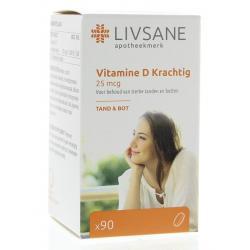Vitamine D krachtig