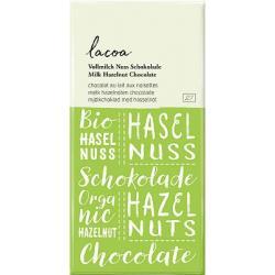 Chocolade melk hazelnoot